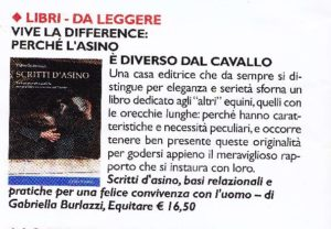 Estratto p. 96 - Cavallo Magazine - n. 350 (gennaio 2016)
