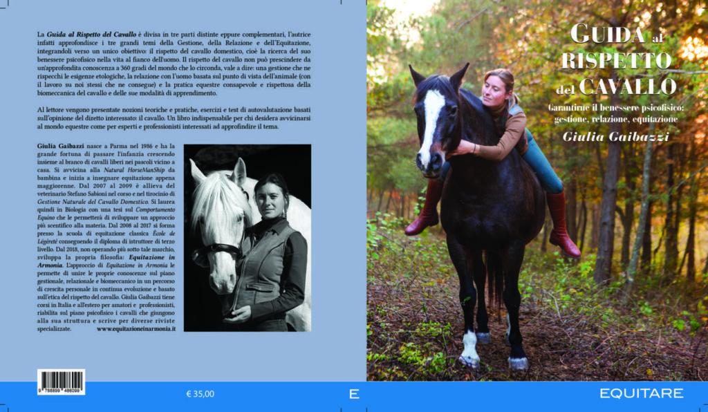 """Giulia Gaibazzi, """"Guida al rispetto del cavallo"""": imminente 2"""