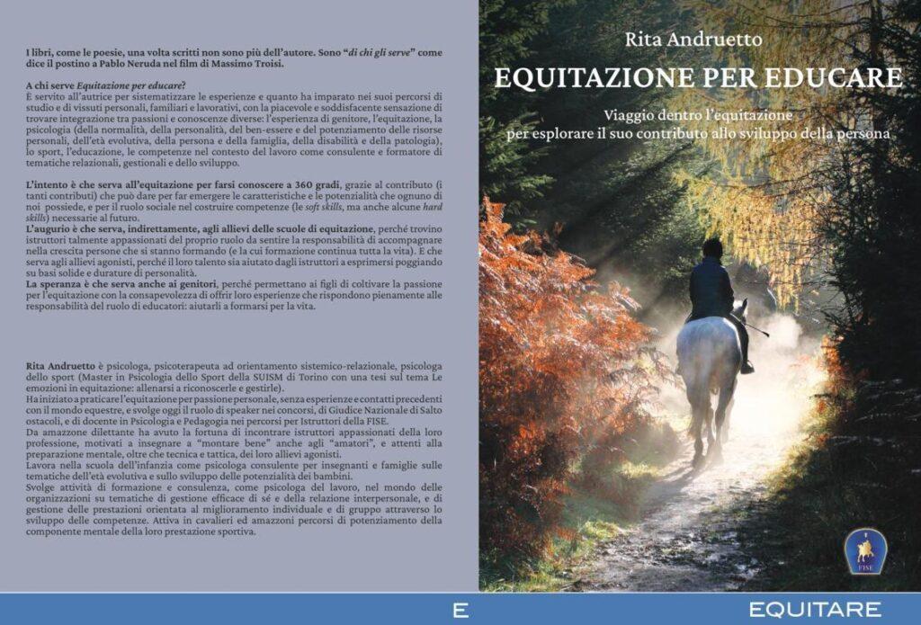 """""""Equitazione per educare"""" novità da Equitare 2"""
